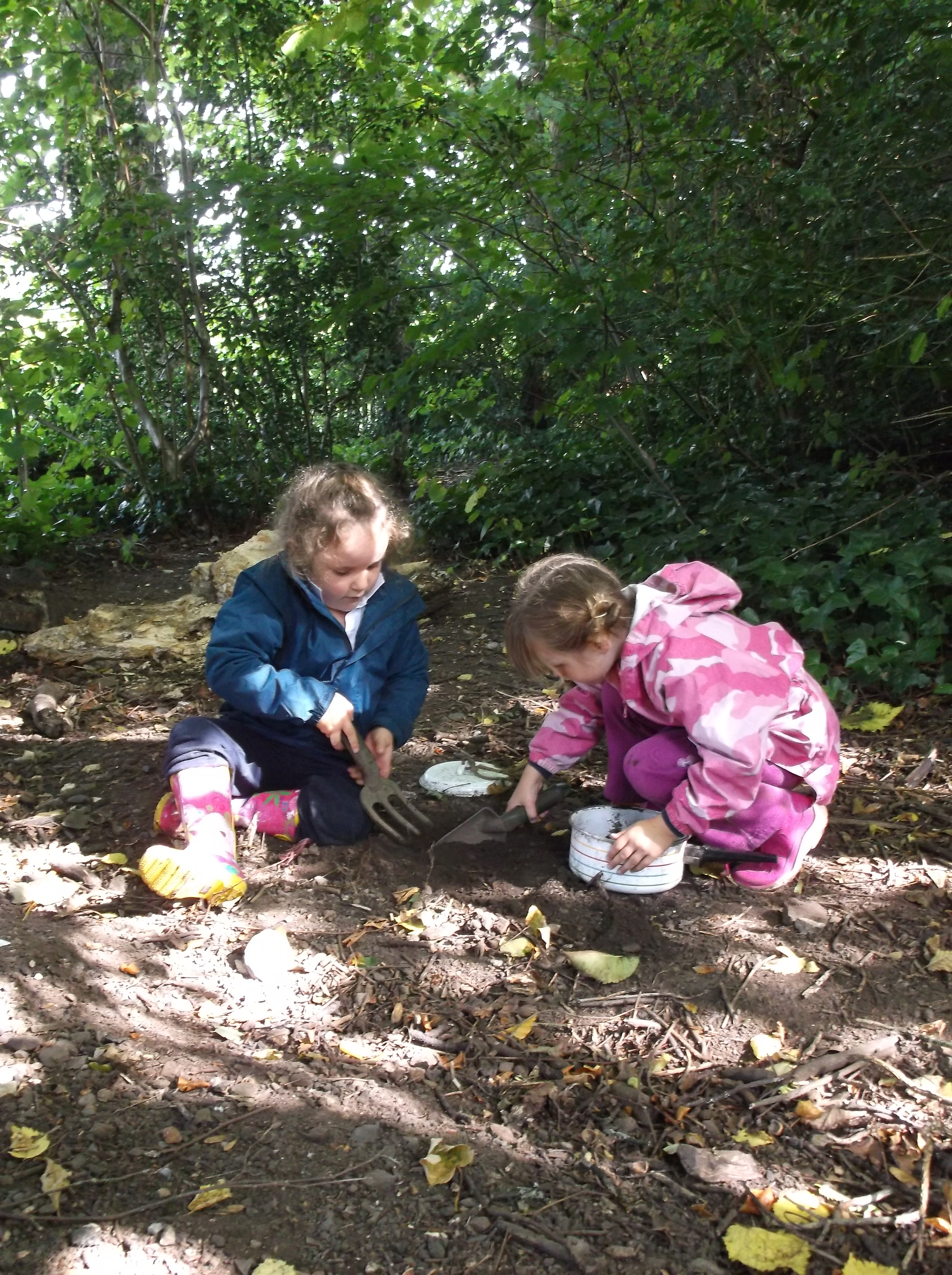 Bedstone Forest School
