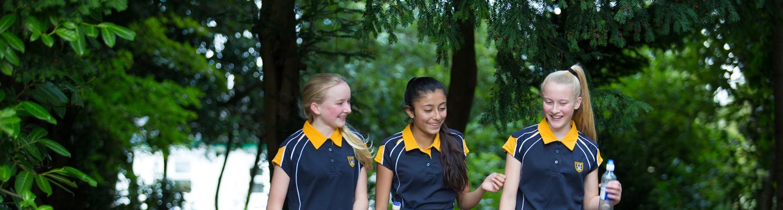 Girls sport