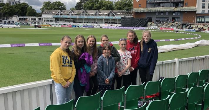 Girls Cricket Team